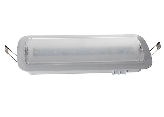 3w Ceiling Recessed Battery Operation Led Emergency Light With Three Years Warranty